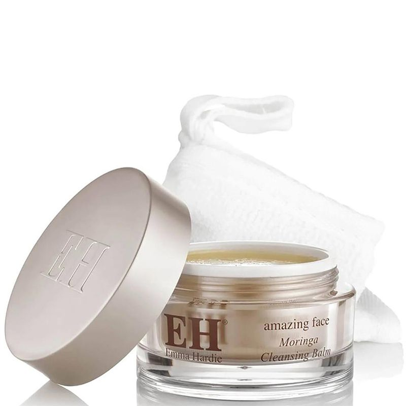 Moringa Cleansing Balm with Dual-Action Cleansing Cloth