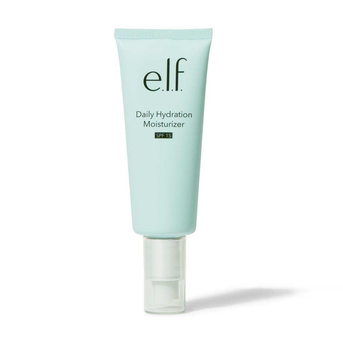 elf cosmetics daily hydration moisturizer