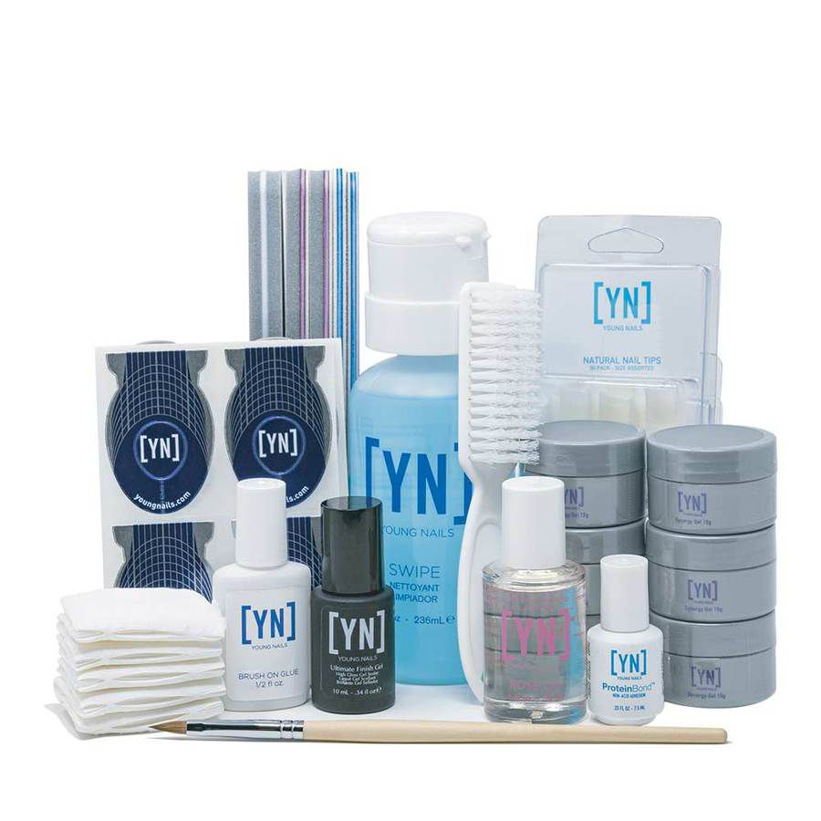 Young Nails Professional Gel Kit