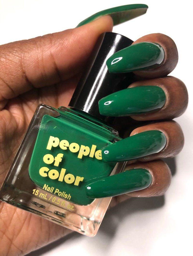 People of Color liliuokalani polish