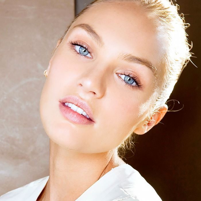3 Model-Approved Facial Exercises for Glowing Skin