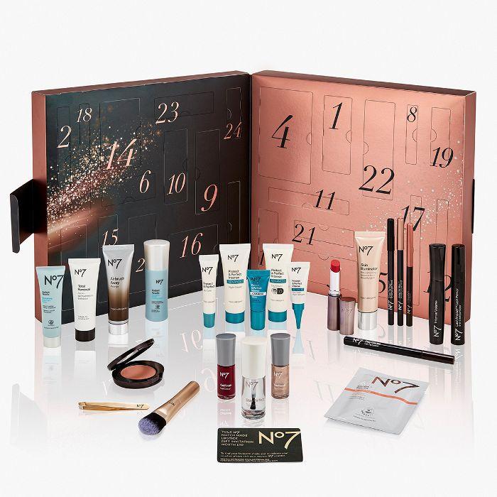 beauty advent calendar 2018: No7 Advent Calendar