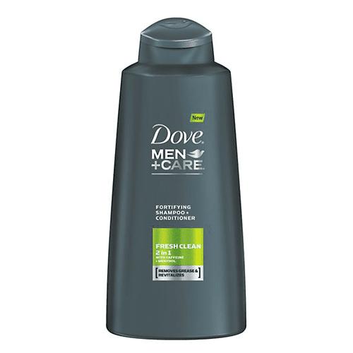 Dove Men+Care Fresh Clean 2 in 1 Shampoo & Conditioner