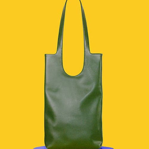 Santos by Mónica Dolores Square Tote