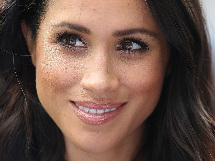 Meghan Markle makeup looks