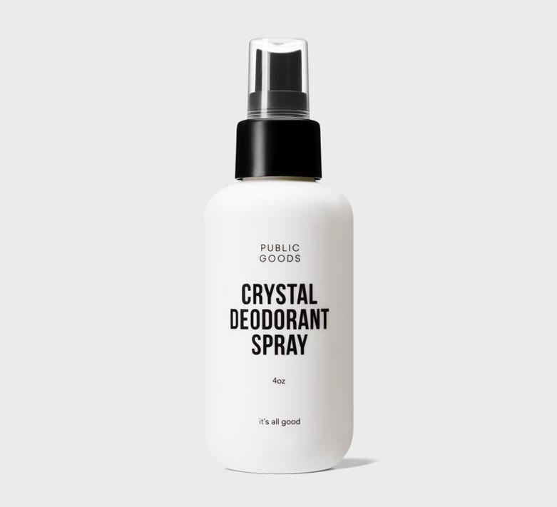 Public Goods Crystal Spray Deodorant