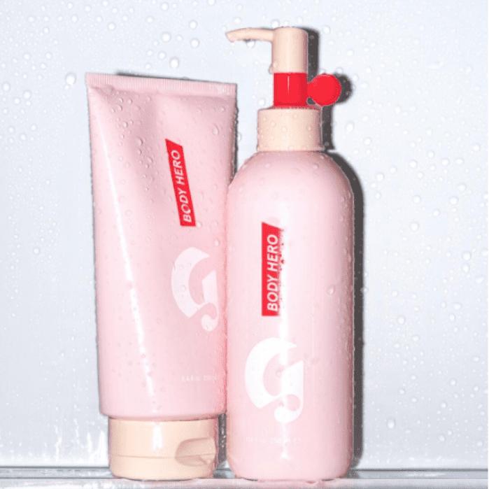 glossier bath