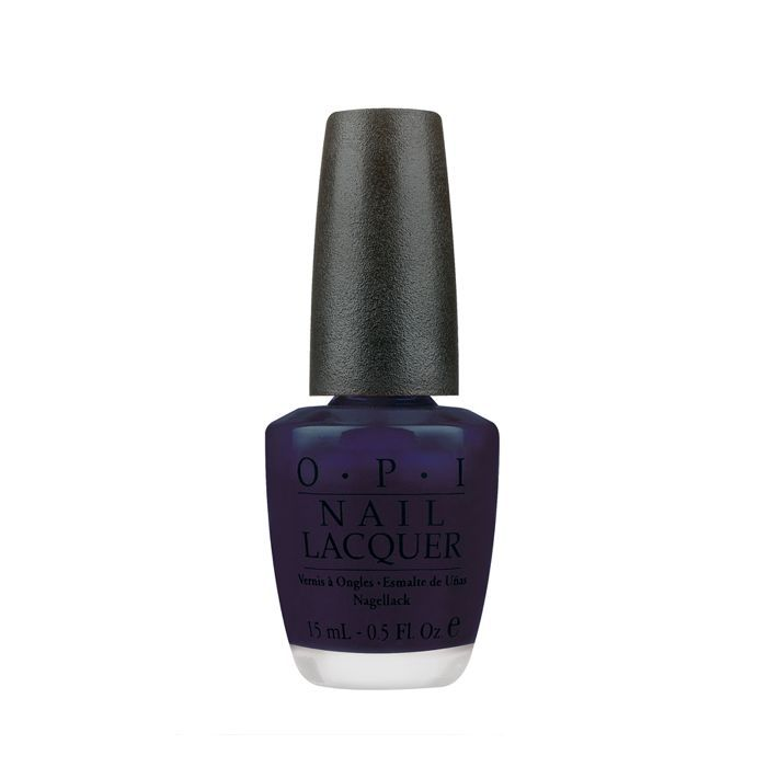 OPI Nail Lacquer in Russian Navy review