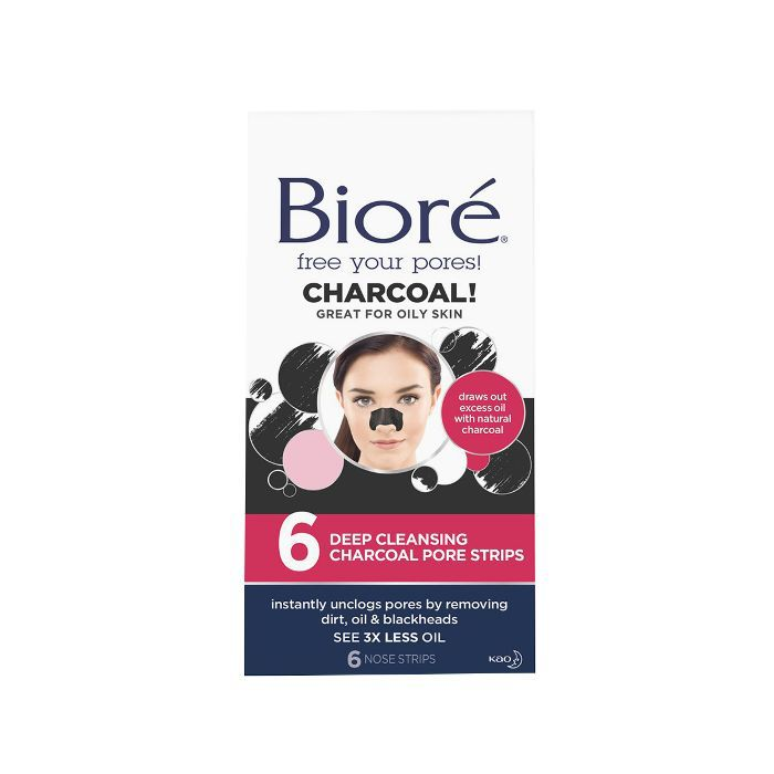 Bioré Deep Cleansing Pore Nose Strips