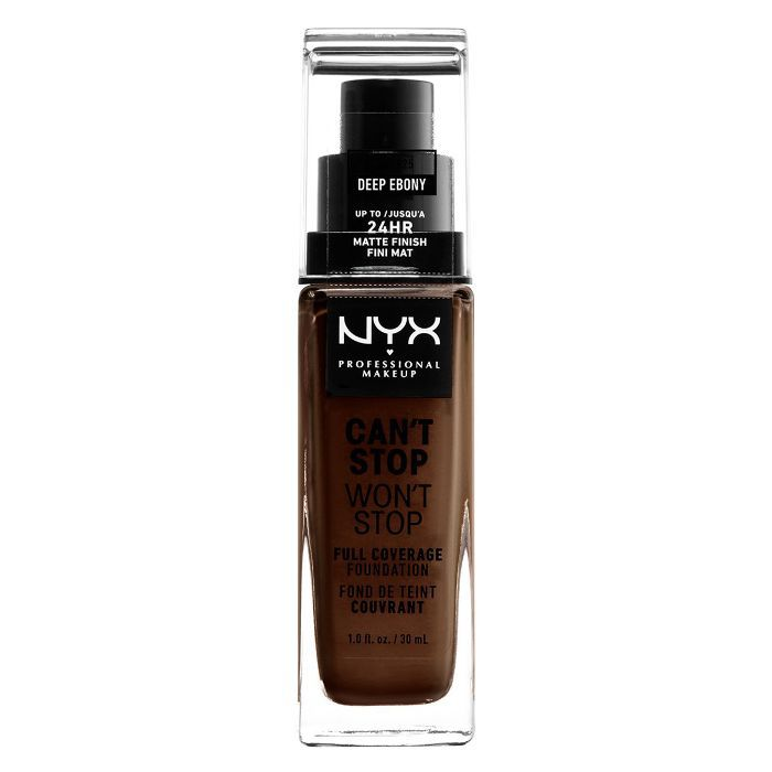 Nyx Can't Stop Won't Stop 24 Hour Foundation