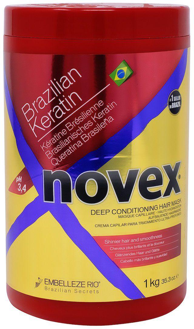 Novex Brazilian Keratin Hair Mask