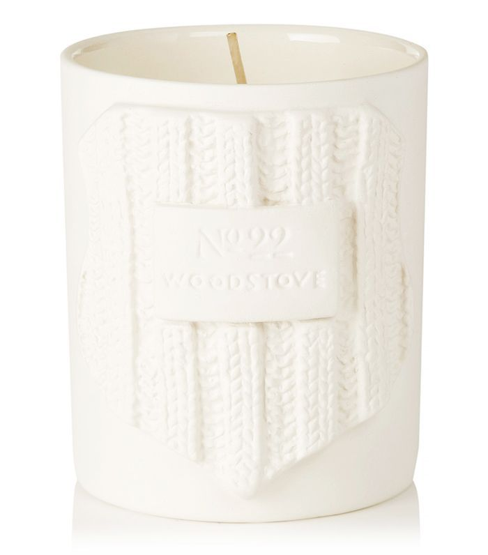 Winter candles: No22 Woodstove Scented Candle