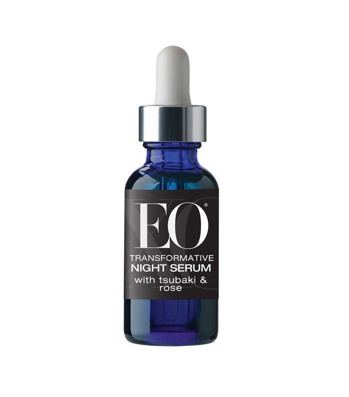 EO Ageless Skin Care Transformative Night Serum with Tsubaki & Rose, 1 Ounce