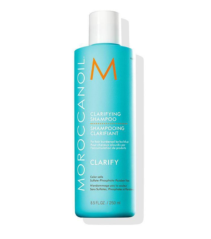 Best clarifying shampoo: MoroccanOil Clarifying Shampoo