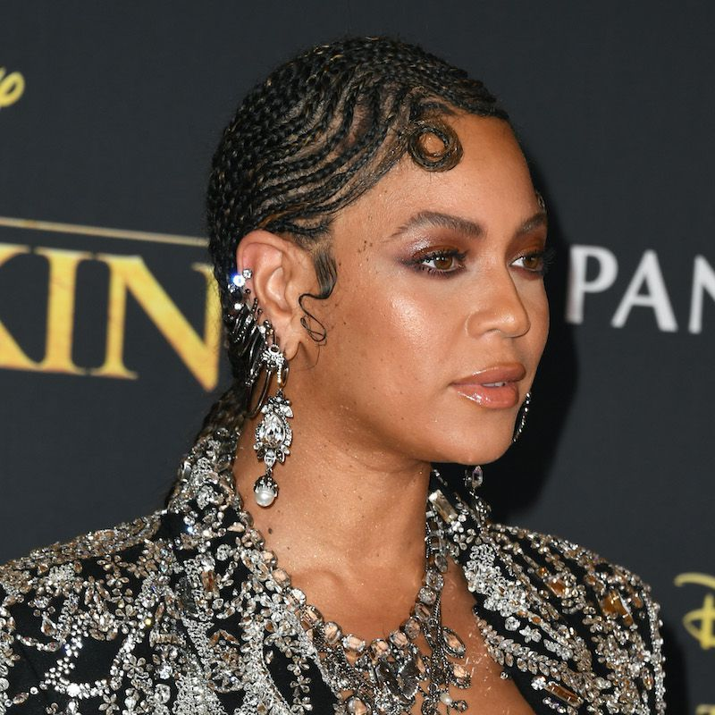 Cornrow Hairstyles Patterned Beyonce