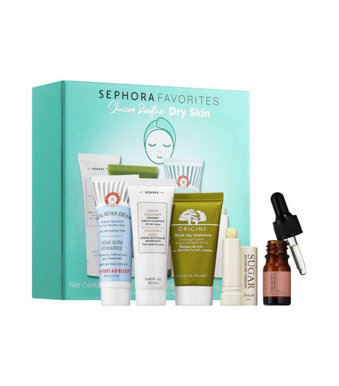 Sephora Favorites Skincare Routine: Dry Skin
