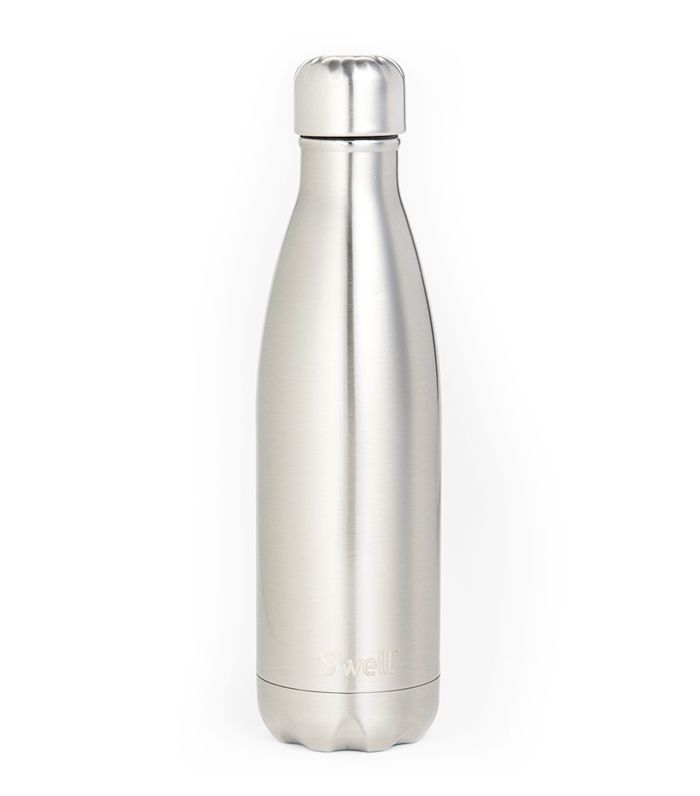 S'Well 'Silver Lining' Stainless Steel Water Bottle