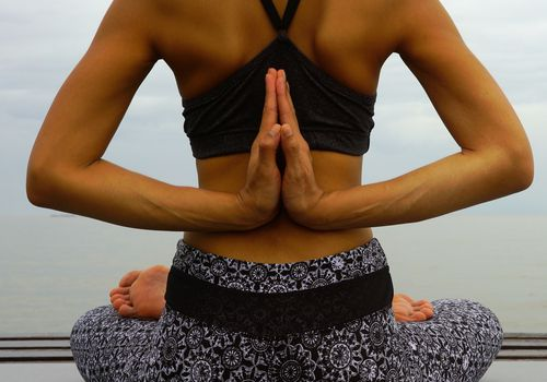 Yoga pose types of yoga