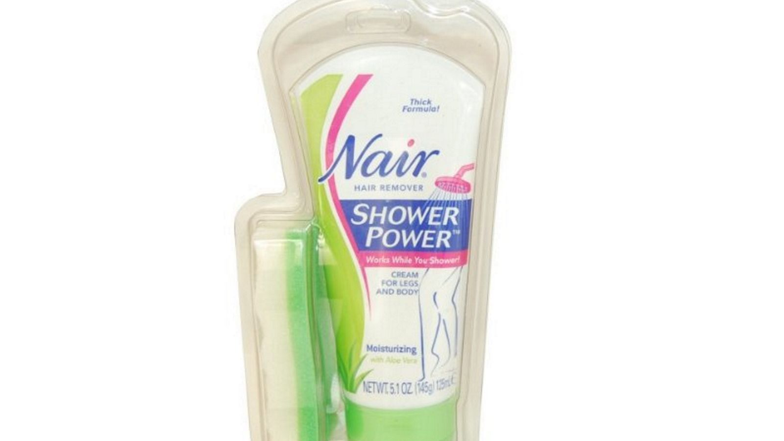 Nair Shower Power Hair Removing Cream Review