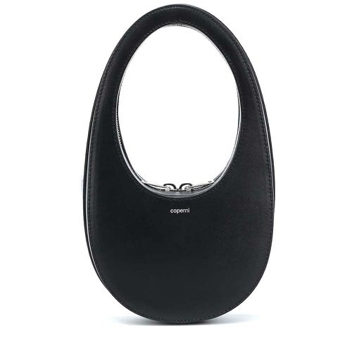 Swipe Mini Leather Shoulder Bag ($533)