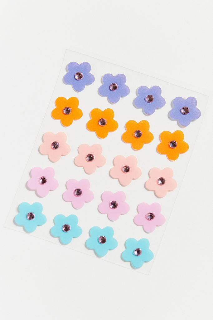 Squish. Flower Power Acne Patches