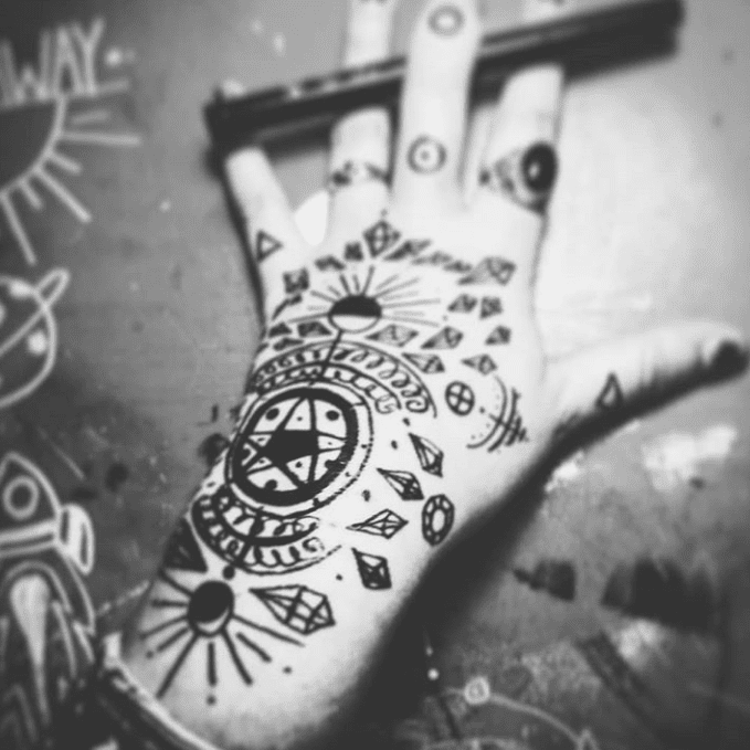 4f0598f1b The Mystical Symbolism of Pagan and Wiccan Tattoos