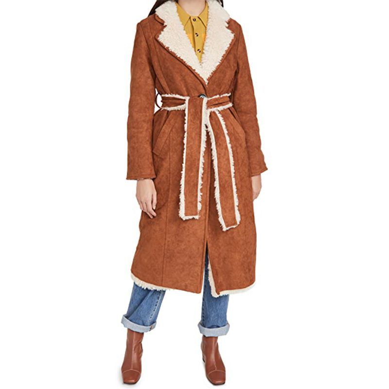 Reversible Long Jacket