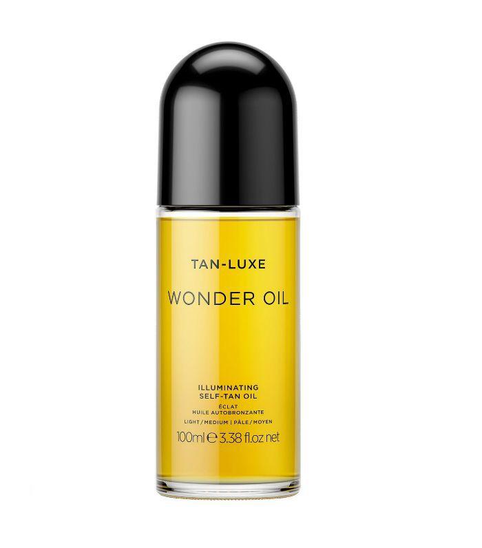 Tan Luxe Wonder Oil