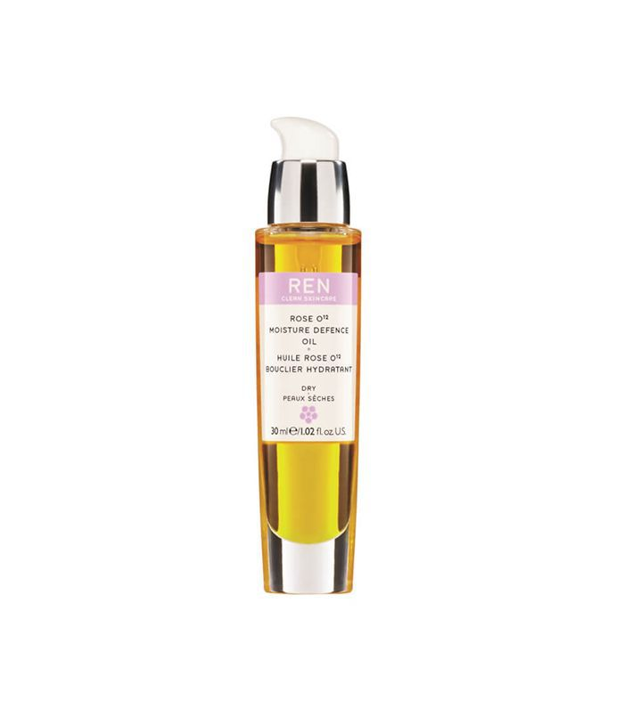 Ren Rose O12 Moisture Defense Oil - best fall moisturizers