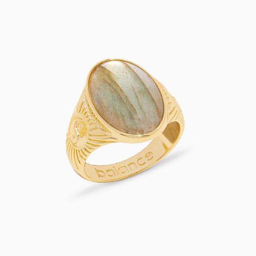 Power Gemstone Ring for Balance ($68)