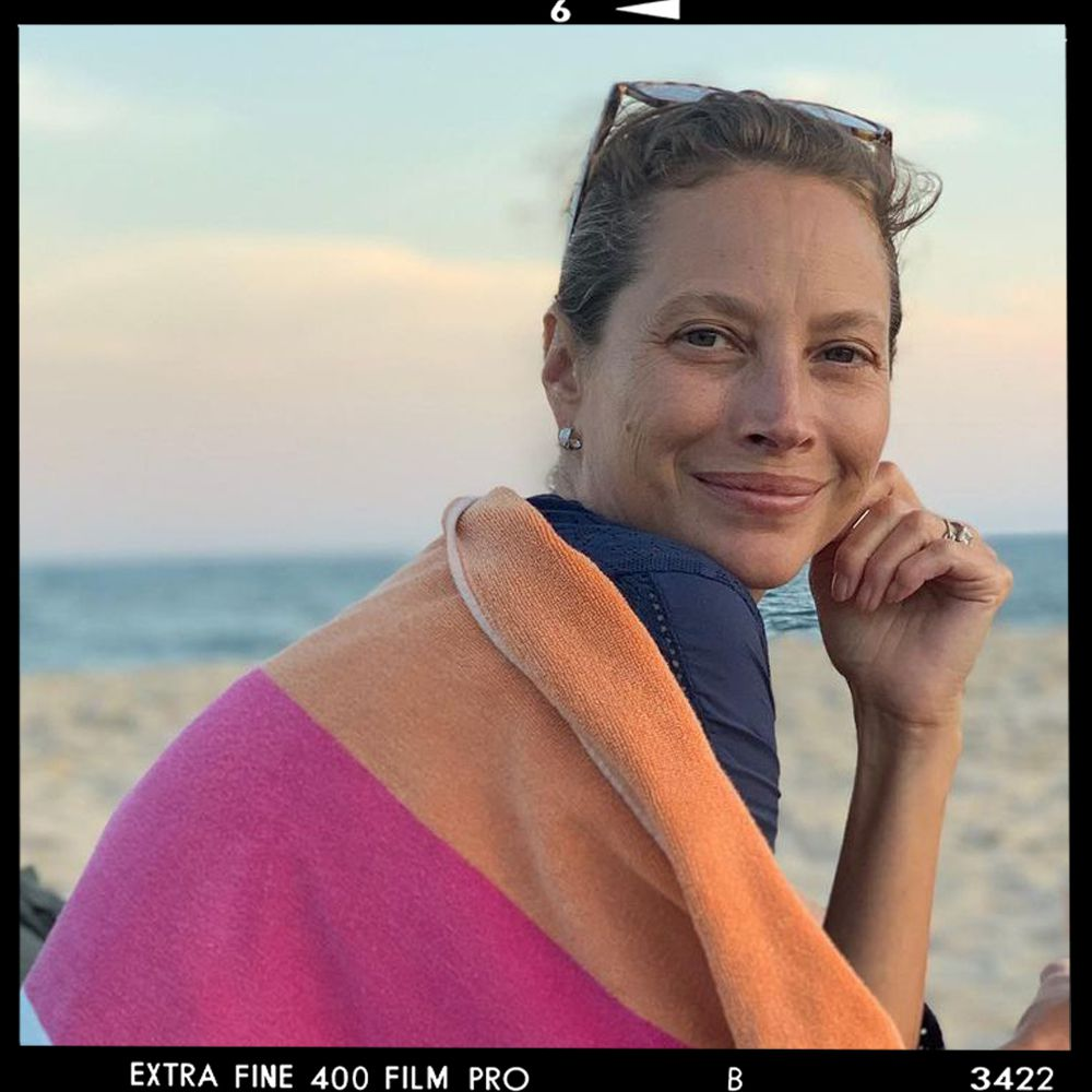 Christy Turlington on Yoga, Disconnecting, and the Key to a Healthy Relationship
