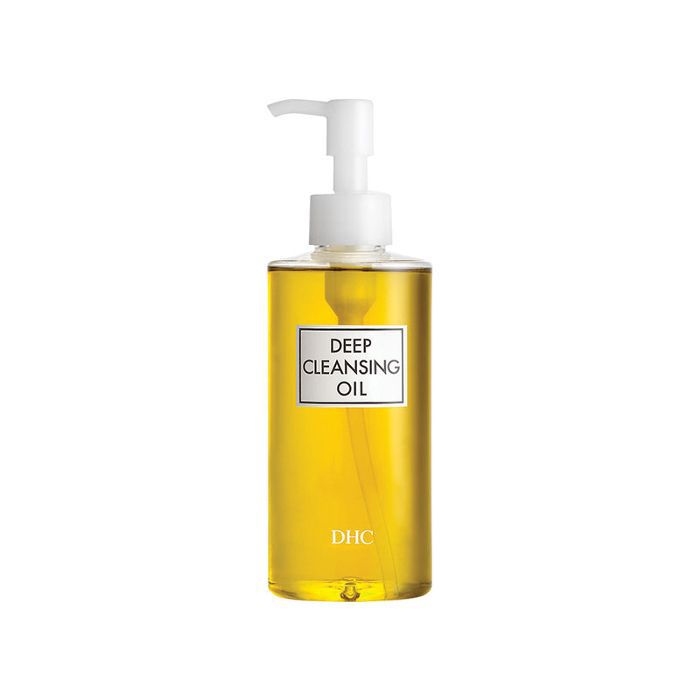 DHC Deep Cleansing Oil - travel beauty products