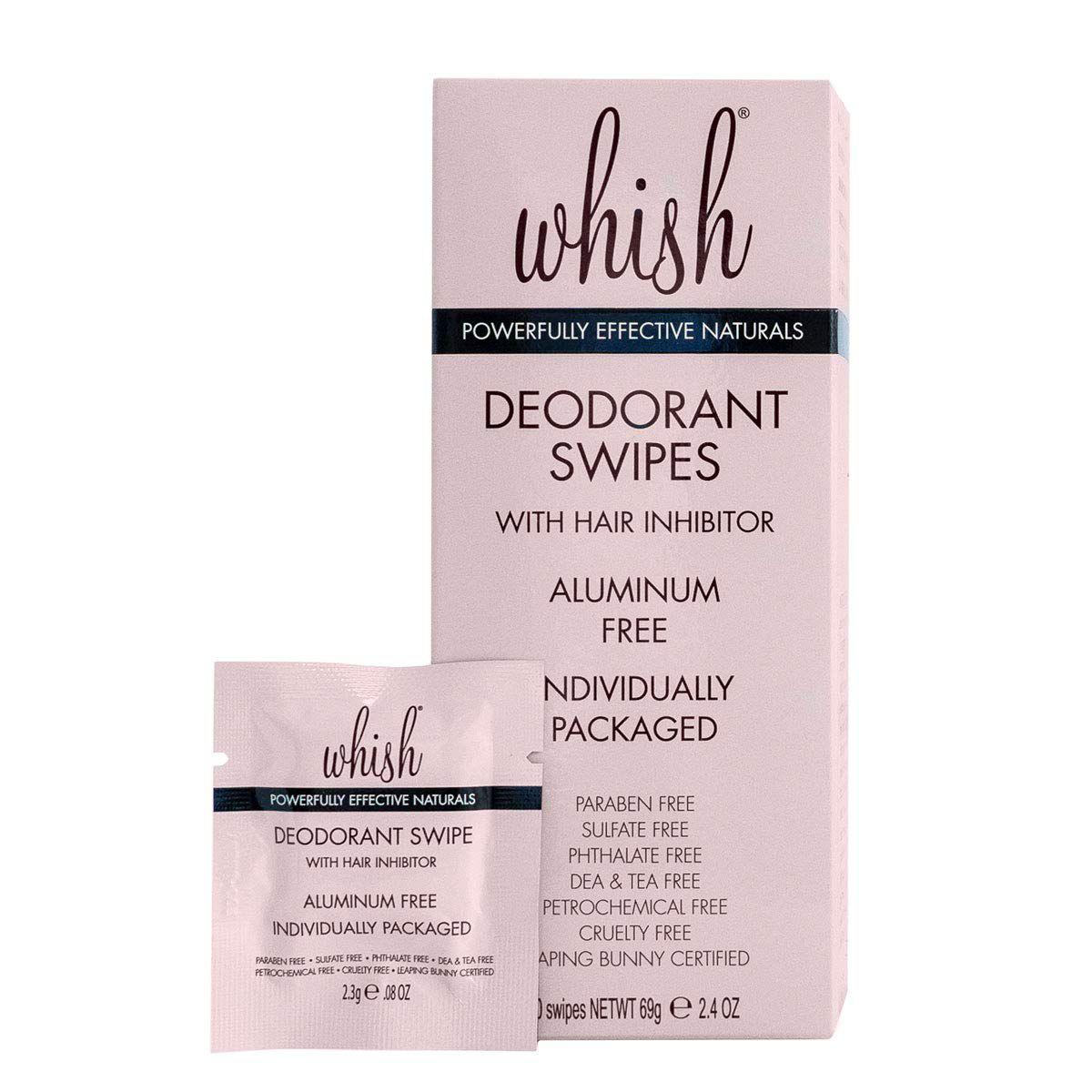 Whish Deodorant Swipe