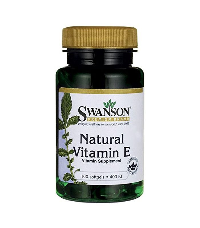 Swanson Natural Vitamin E