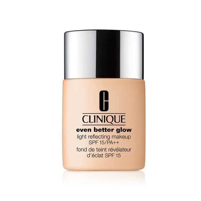 Danielle Peazer daytime makeup look: Clinique Even Better Glow