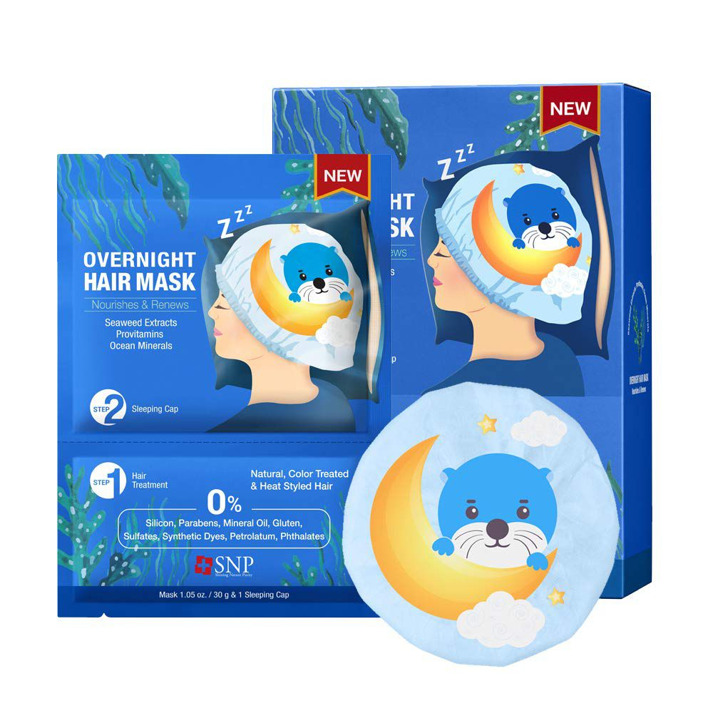 SNP Overnight Hair Mask