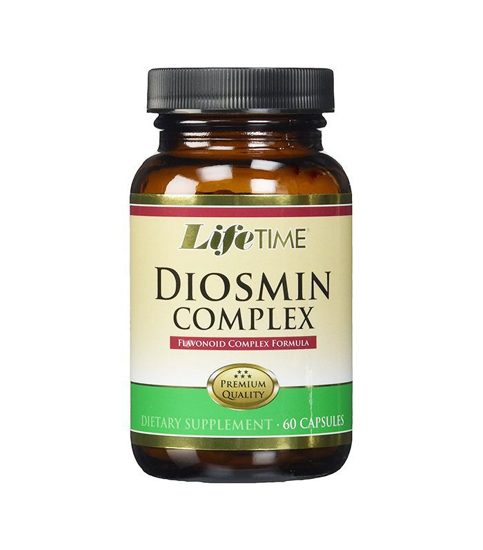 Diosmin - how to get rid of spider veins