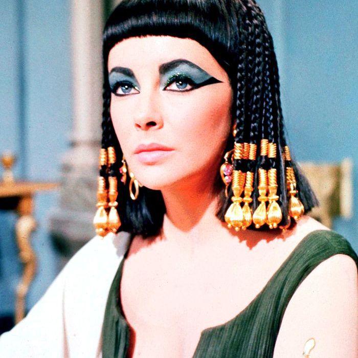 Elizabeth Taylor 60's makeup