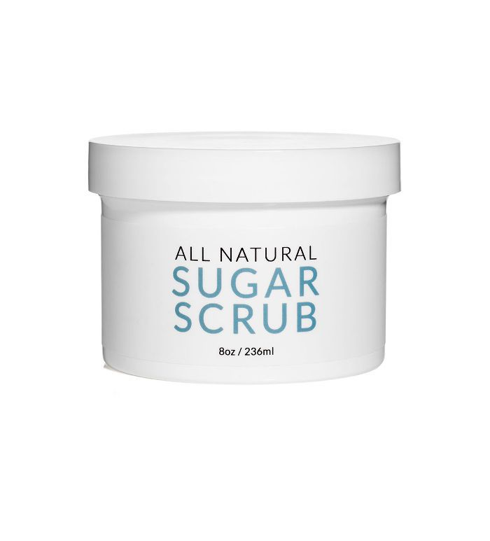 Sjolie All Natural Sugar Scrub