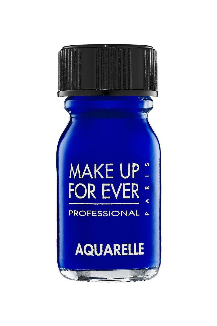 Make Up For Ever Aquarelle in Bright Blue