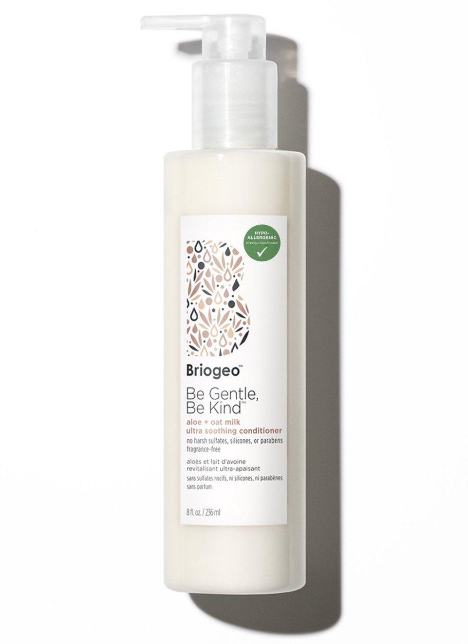Briogeo Be Gentle, Be Kind Aloe + Oat Milk Ultra Soothing Fragrance-Free Detangler