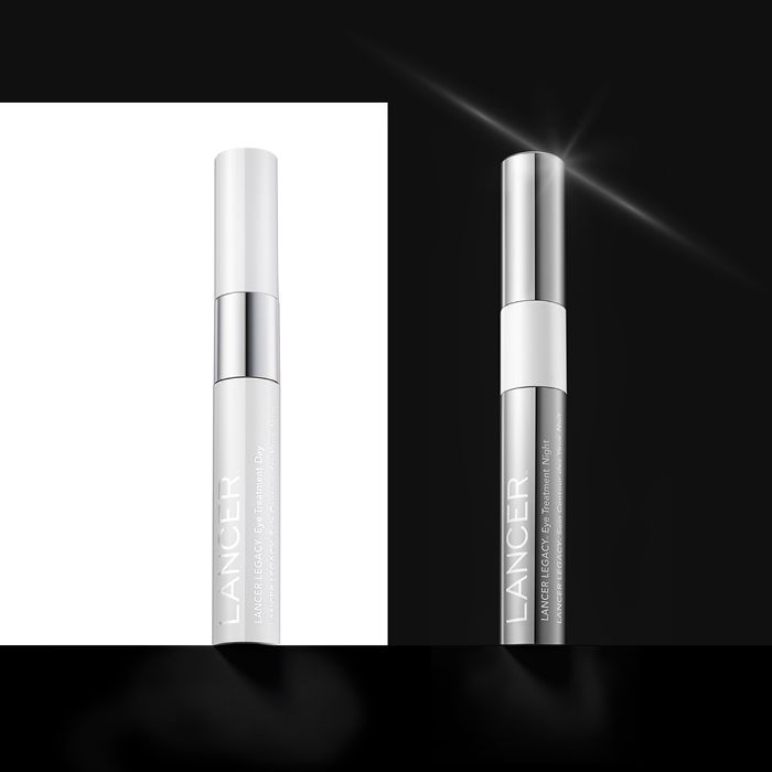 Victoria Beckham beauty: Lancer Legacy Eye Treatment Duo