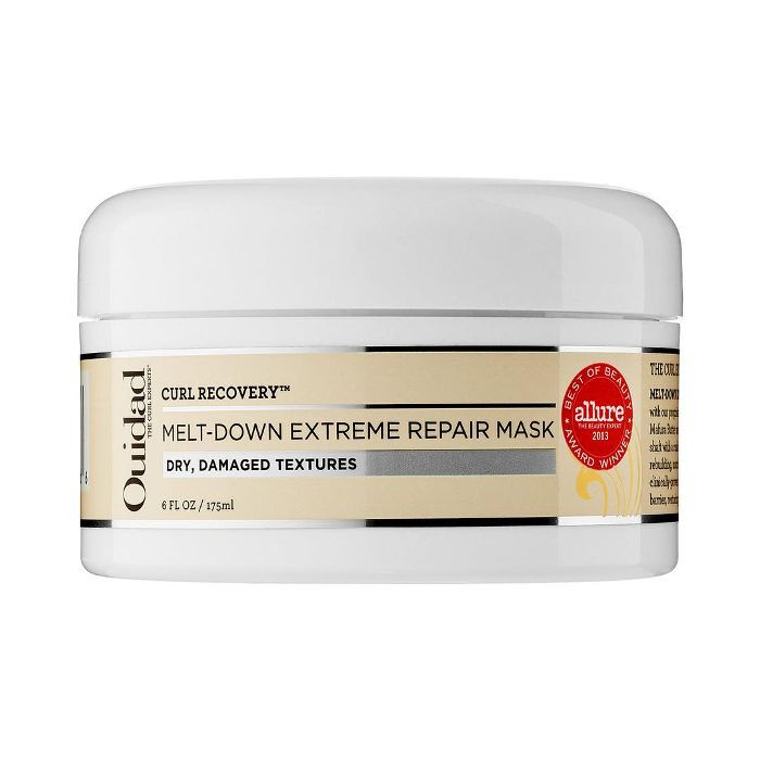Curl Recovery(TM) Melt Down Extreme Repair Mask 6 oz