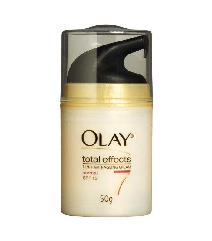 how to do your wedding makeup: Olay Total Effects 7in1 Anti-Ageing Moisturiser SPF15