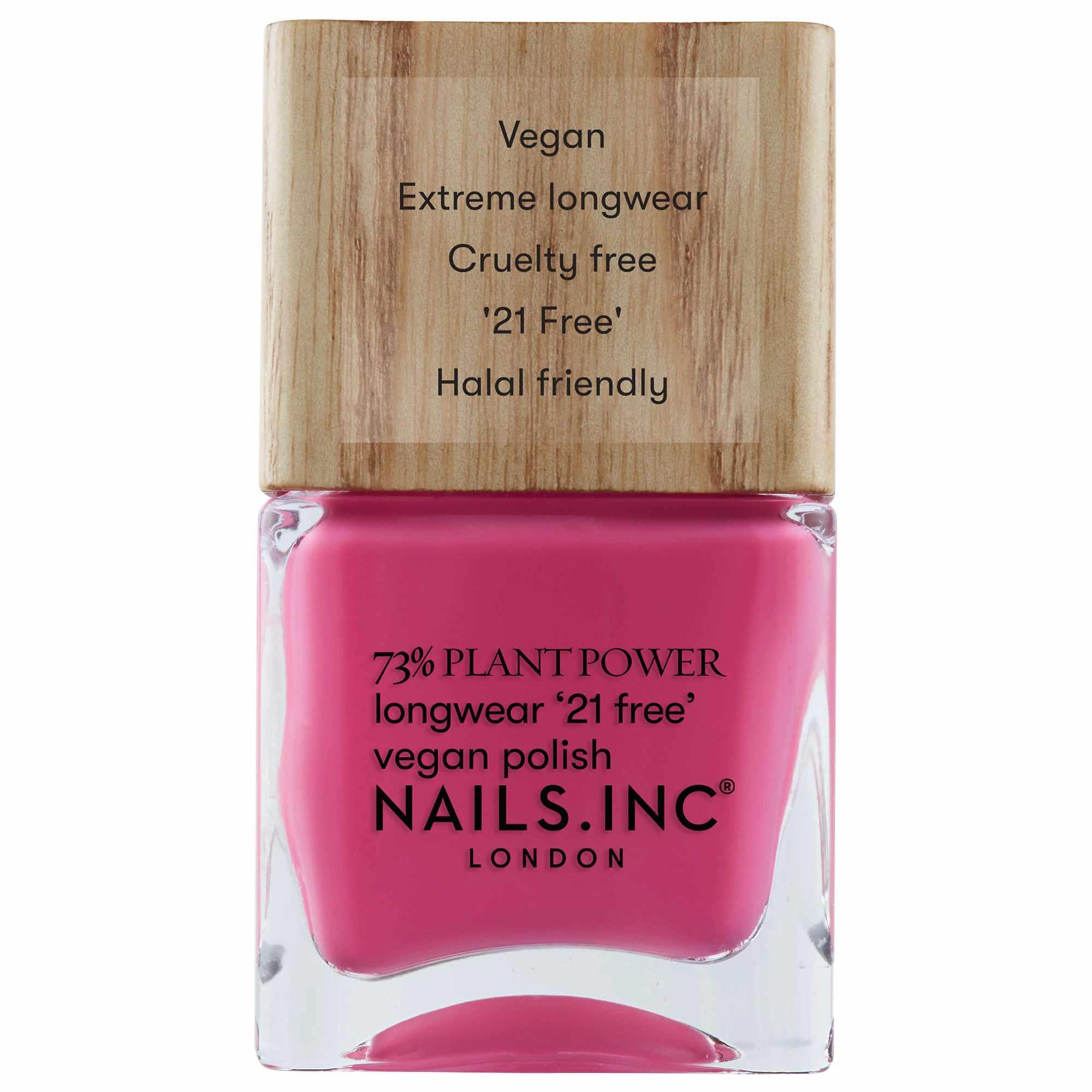 Nails Inc. Plant Power Nail Polish