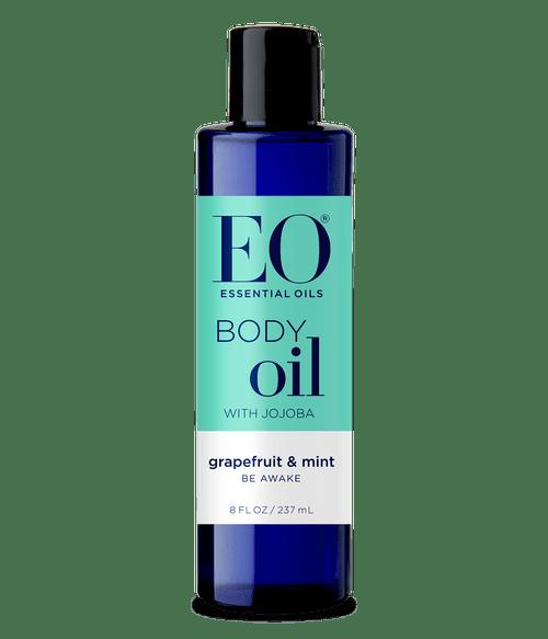 Eo Body Oil Grapefruit Mint
