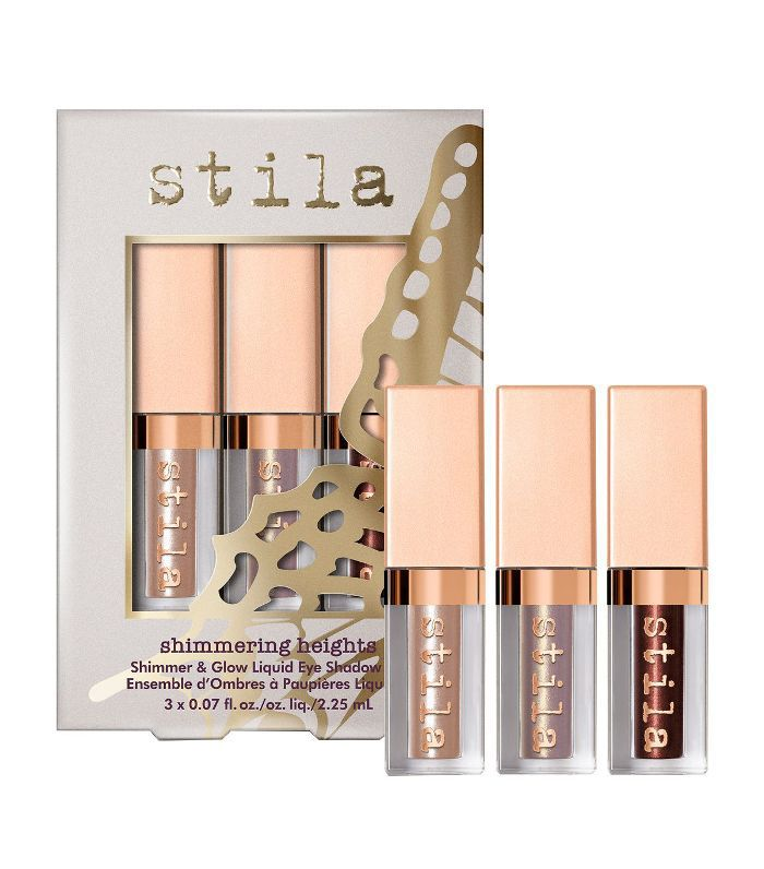 Stila Shimmering Heights Shimmer & Glow Liquid Eye Shadow Set