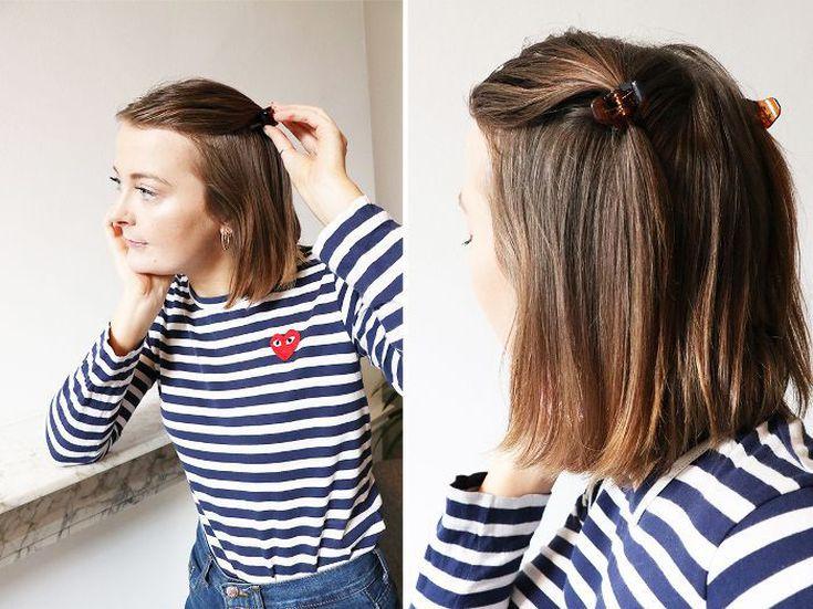 hair claw clamp or grip various glittery colours