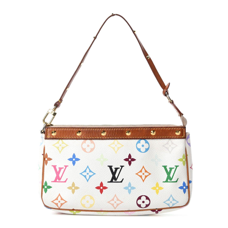Louis Vuitton Monogram Multicolor Pochette