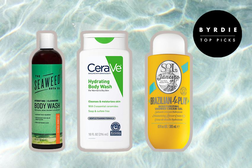 Hydrating Body Washes for Dry Skin CeraVe